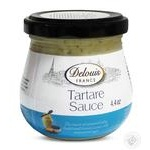 Sauce Delouis france Tar-tar 125g glass jar France