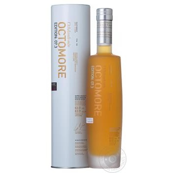 Bruichladdich Octomore 7.3 5 yrs whisky 63% 0.7l - buy, prices for Novus - image 1