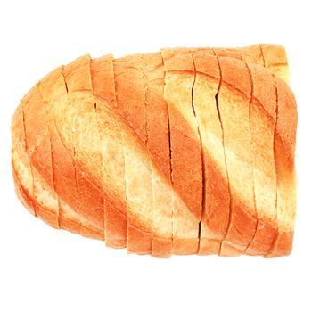 Батон Хлебозавод №9 Любительский пшеничный нарезка 200г