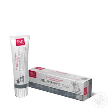 Splat Professional White Plus Toothpaste - buy, prices for Novus - image 1