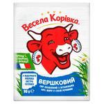 Сир Весела Корівка вершковий плавлений 46% 90г - купити, ціни на Ашан - фото 2