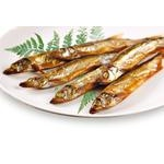 Fish capelin Amstor cold-smoked Ukraine