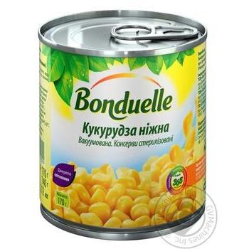 Кукурудза Бондюель ніжна вакуумована 170г