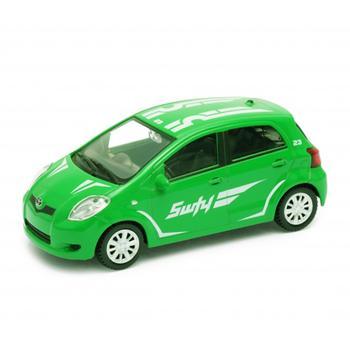 Игрушка Welly Toyota Yaris 1:43 Машинка - купить, цены на Таврия В - фото 1