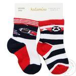 Набір шкарпеток д/хлопч. ТМ Katamino 6-12 міс. 400248 И219 (Туреччина)