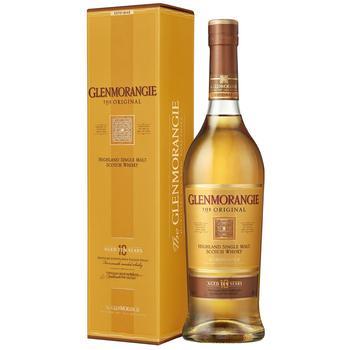 Віскі Glenmoranjie Original 40% 0,7л - купити, ціни на CітіМаркет - фото 1