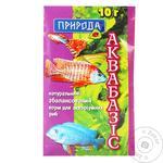 Priroda Aquabasis Feed For Fish 10g
