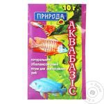 Корм Природа aквабазіс для риб 10г