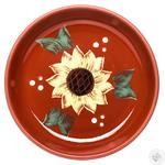 Тарелка суповая глубокая керамическая - купить, цены на Ашан - фото 1