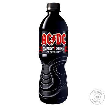 Напиток энергетический AC/DC 0.5л - купить, цены на Фуршет - фото 1
