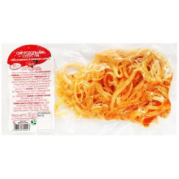 Varto 45% Dried Suluguni Cheese with Salami Flavor 30g