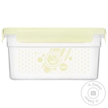 Food storage box Narodnyy produkt for products 850ml - buy, prices for Furshet - image 1