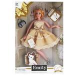 Іграшка Emily Лялька 22х6,5х33см