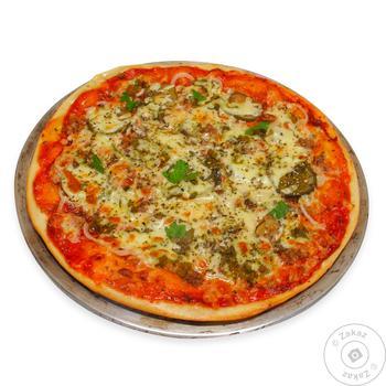 Піца з тунцем 520г - купити, ціни на МегаМаркет - фото 1