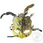 Прикраса маска Жар-птиця в асортименті 1661-7 Столяр