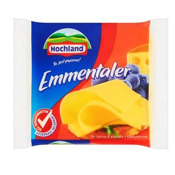 Hochland Emmentaler Processed Cheese 40%
