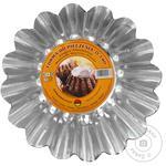 Форма SNB для выпечки кексов круглая без втулки 14см - купить, цены на Novus - фото 2