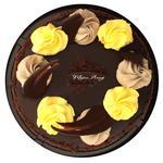 Торт Мариам Шоколадно-лимонный 700г