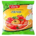 Овочева суміш Varto Лечо заморожена 400г
