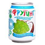 Напій Фрутінг з виноградного соку і кусочками кокосу 238мл