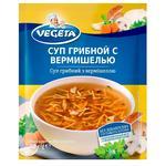 Суп Vegeta Грибной с вермишелью 40г