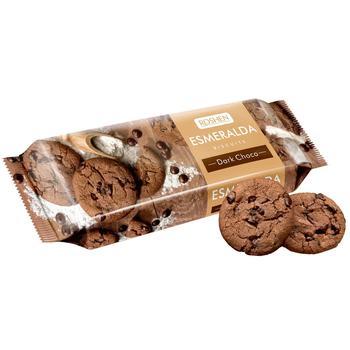 Печиво Рошен Есмеральда здобне какао-глазур 150г - купити, ціни на ЕКО Маркет - фото 1