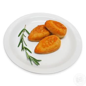 Зразы картофельные с мясом - купить, цены на Фуршет - фото 1