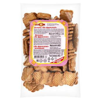 Печенье Бисквит Шоколад Диабетическое на фруктозе 400г