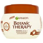 Маска Ganrier Botanic Therapy 3в1 Кокосовое молочко и Макадамия для нормальных и сухих волос 300мл