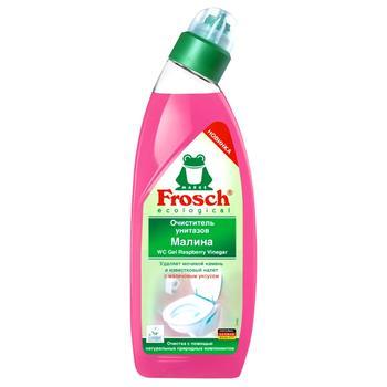 Очиститель Frosch для унитаза малина 750мл - купить, цены на Ашан - фото 1