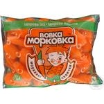 Vegetables carrot Vovka morkovka fresh 450g Ukraine