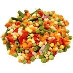 Vegetable Mix Mexican Fresh-Frozen By Weight
