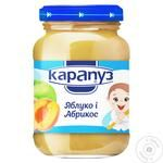 Karapuz Apple and Apricot Puree 200g