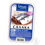 Салака Пряная в масле Veladis 200г - купить, цены на Метро - фото 1