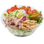 Салат с телятиной и грибами 230г