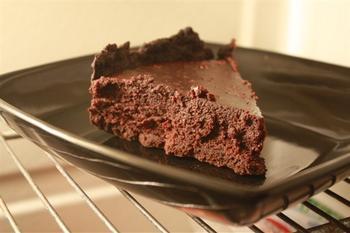 Трюфельный домашний торт