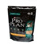 Food Pro plan with chicken dry for dogs of small breeds 800g
