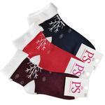 Носки PS женские зима размер 23-25 в ассортименте