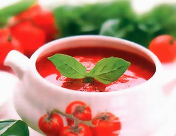 Португальский красный суп