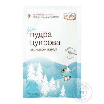 Mriya Powdered sugar vanilla  80g - buy, prices for Novus - image 2