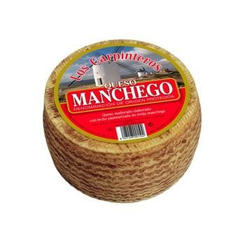 Сир Albeniz Манчего 3 міс 55%