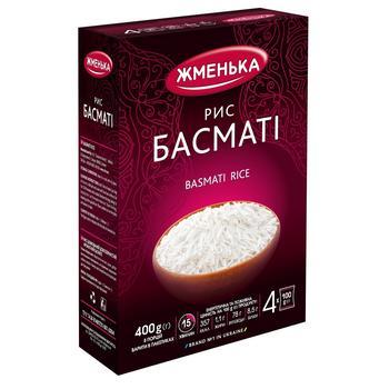 Zhmenka Super Basmati Rice - buy, prices for CityMarket - photo 1