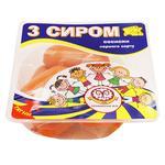 Сосиски Фарро С сыром мини 1с