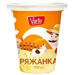 Ряженка Varto 4% 300г