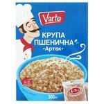 Крупа Varto пшеничная Артек в пакетиках 4шт х 75г