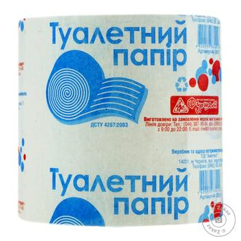 Furshet Toilet Paper - buy, prices for Furshet - photo 1