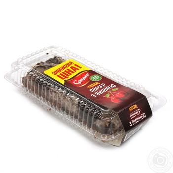Торт Сладков пинчер с вишней 200г - купить, цены на Таврия В - фото 2