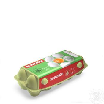 Яйца куриные Ясенсвіт С1 10шт - купить, цены на Novus - фото 2