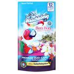 Капсулы для стирки Waschkonig Color Bora Bora для цветных тканей 12шт