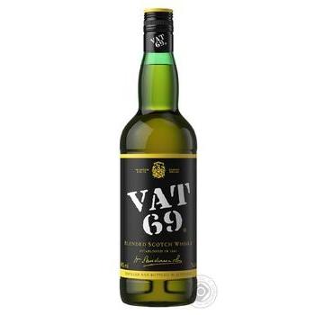 Віскі VAT 69 0,7л
